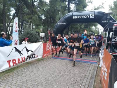 Αυλαία για το Salomon Mountain Cup στον Διόνυσο - αποτελέσματα!